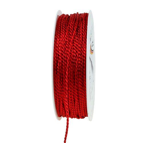 Kordel Rot 2mm 50m