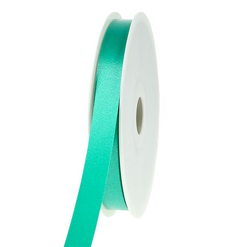 Kräuselband Grün 15mm 100m