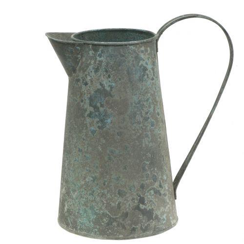 Deko Krug Vintage Ø15cm H27cm