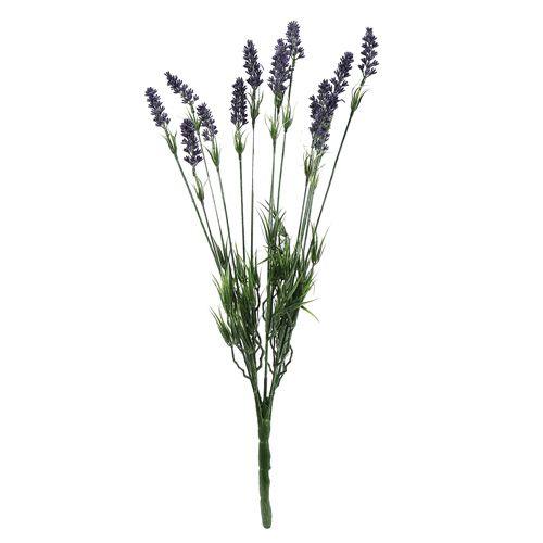 Kunstblumen Lavendel 62cm 2St
