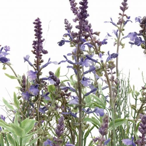 Lavendelschale Künstlicher Lavendel Seidenblumen Kunstpflanzen