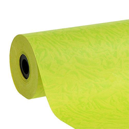 Manschettenpapier Grün-Hellgrün 25cm 100m