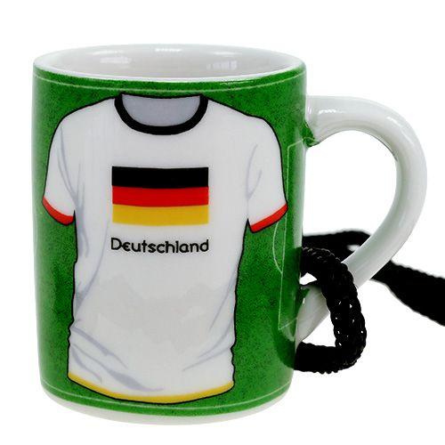 Mini Tasse Deutschland Nr.13 Ø4cm H5cm