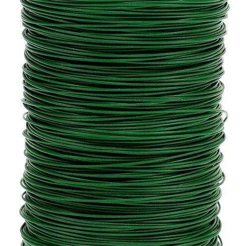 Myrtendraht Grün 0,35mm 100g