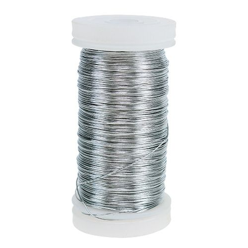 0,01€//m - 0,05€//m Wickeldraht Bindedraht Basteldraht grün lackiert 0,65mm Draht