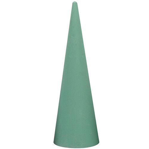 OASIS® IDEAL Kegel Steckschaum H60cm Ø18cm