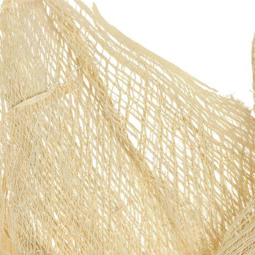 Palmfaser Gebleicht 250g