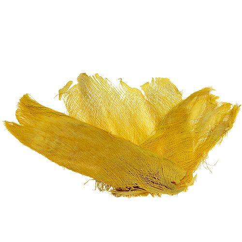 Palmfaser gelb 400g