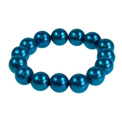 Deko-Perlen Ø8mm Blau 250St