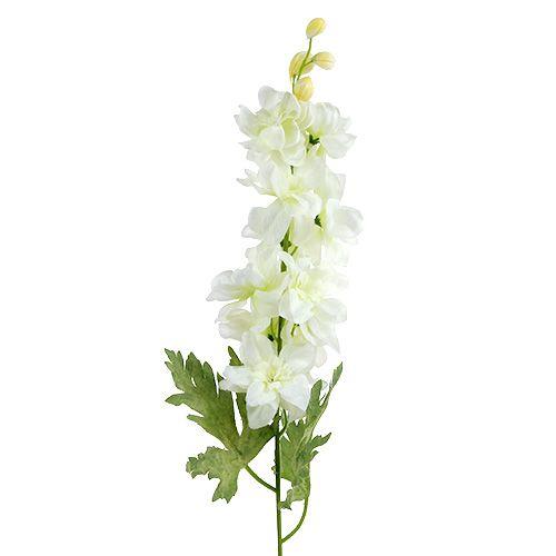 Rittersporn Weiß L60cm