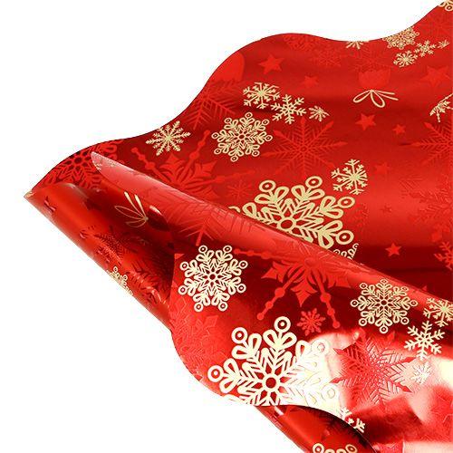 Rondella Weihnachtsmotiv Rot Ø40cm 50St