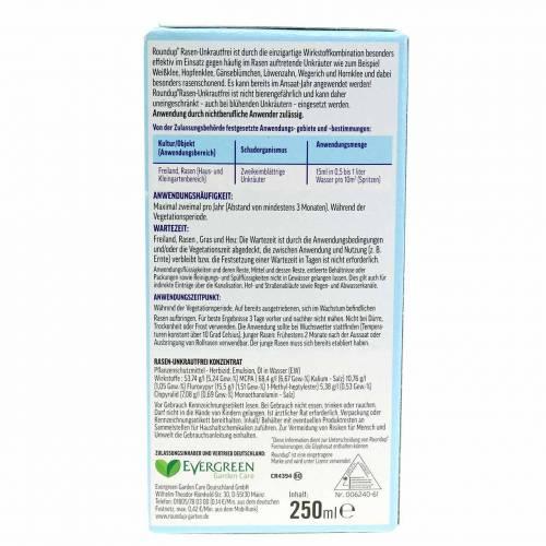 Celaflor Roundup LB Plus Unkrautfrei 250 ml