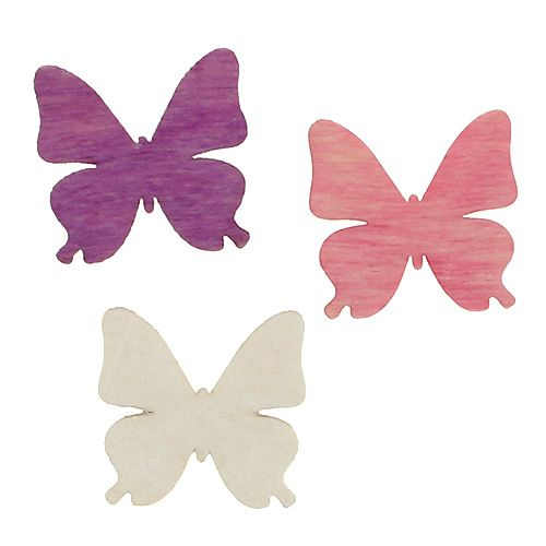 Schmetterlinge zum Streuen Mix 2cm 144St