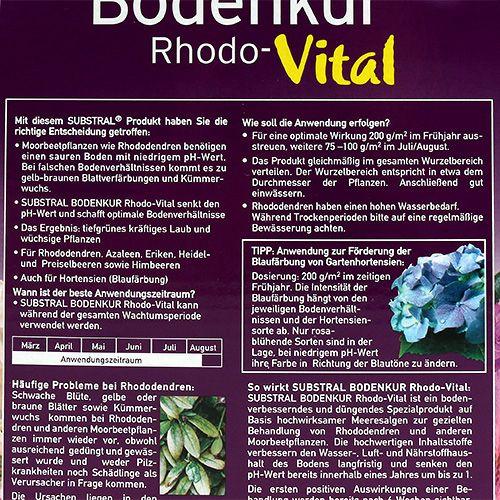 Substral Bodenkur Rhodo-Vital 1kg