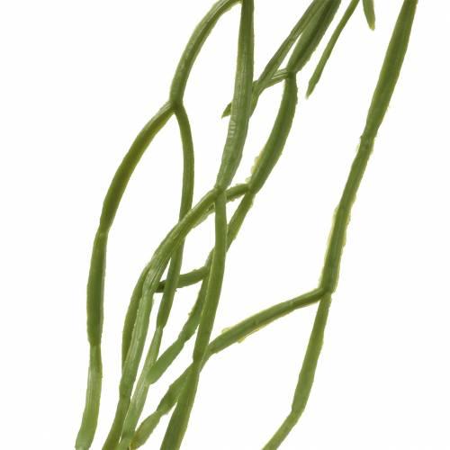 Sukkulente hängend künstlich Grün 110cm