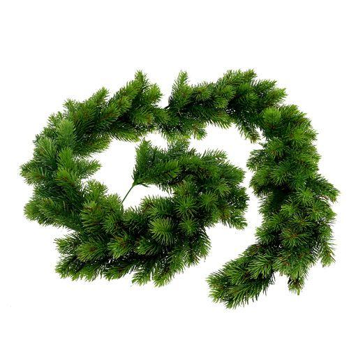Tannengirlande grün 180cm