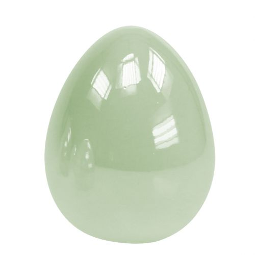 Tischdeko Ei Pastellgrün 15cm