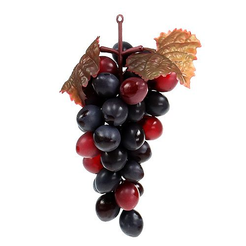 Weintraube dunkelrot 15cm 4St