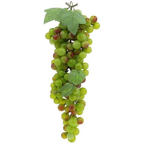 Weintraube Hellgrün 44cm künstlich