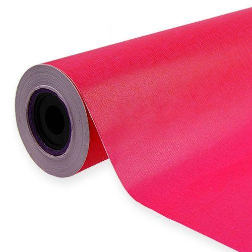 Blumenseide Pink 50cm, 100m