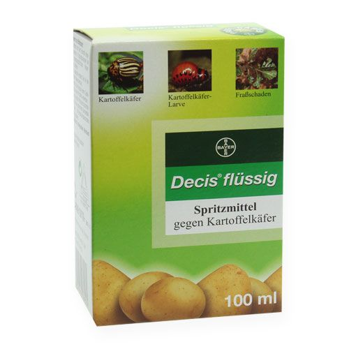 bayer spritzmittel gegen kartoffelk fer 100ml gro handel. Black Bedroom Furniture Sets. Home Design Ideas
