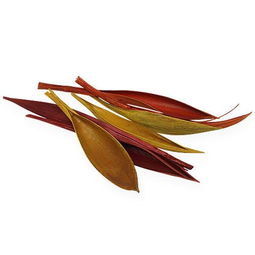 Kokosblatt mini 3-farbig sort. 0,5 kg