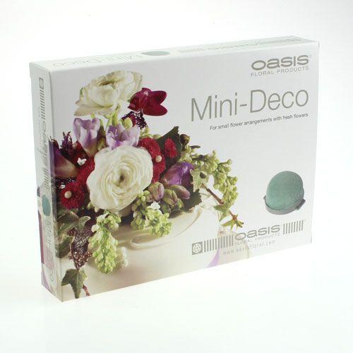 Steckschaum Gesteckhalterung Mini-Deko 5cm 12St