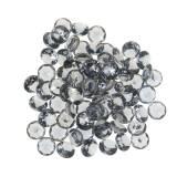 Dekosteine Diamant Acryl Grau Ø1,2cm 175g Schmuck Dekoration