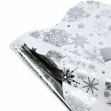Rondella Weihnachtsmotiv Silber Ø40cm 50St