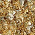 Blattmetall Flocken Gold 25g