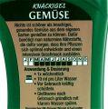 Chrysal knackiges Gemüse (500ml)