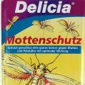 Delicia Mottenschutz Doppelpack