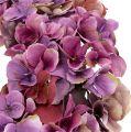 Hortensienkranz Ø35cm Violett, Lilla