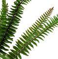 Kunstpflanze Farn Dunkelgrün 45cm