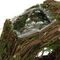 Pflanzkranz Natur 28cm x 30cm