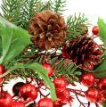 Weihnachtskranz dekoriert Ø60cm