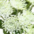 Künstliche Wiesenkerbel Weiß 76cm 3St